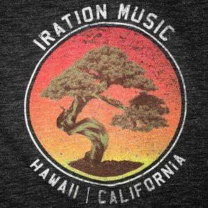 Iration Music Hoodie size XL